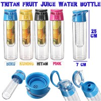 Botol Buah Tritan Water Bottle