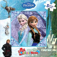 MY FIRST PUZZLE BOOK FROZEN