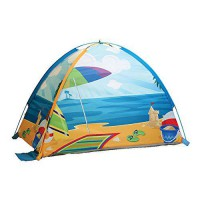 [poledit] PACIFIC PLAY TENTS Pacific Play Tents Under the Sea Cabana w/ Zippered Mesh Fron/12211210