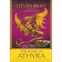 The Book of Athyra: Contains the Complete Text of Athyra and Orca (Paperback)