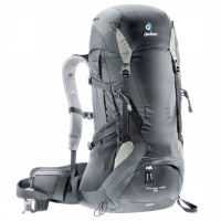 Deuter Tas Carrier Outdoor FUTURA PRO 36 Black Granite Original