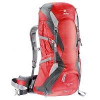 Deuter Tas Carrier Outdoor FUTURA PRO 42 Fire Granite Original