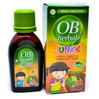 OB Herbal Junior 60 Ml