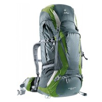 Deuter Tas Carrier Outdoor FUTURA VARIO 60+10 Granite Pine Original