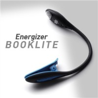 'New ver.2 ' energizer book light -clip Reading Light/ stand (trip, book light )