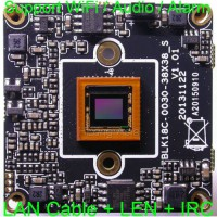 [globalbuy] IPC 1/3 Aptina AR0130 + Hi3518C IP camera CCTV module chip board support audio/3349177