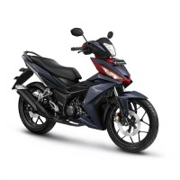 All New Honda Supra GTR 150 Exclusive Monotone