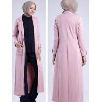 Ezia Long Blazer by Shamira