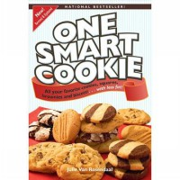 One Smart Cookie: All Your Favorite Cookies, Squares, Brownies and Biscotti...with Less Fat (Revised, Updated) (Paperback)