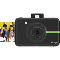 [poledit] Polaroid Snap Instant Digital Camera (White) with ZINK Zero Ink Printing Technol/14368345