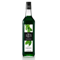 Syrup Green Mint 1883