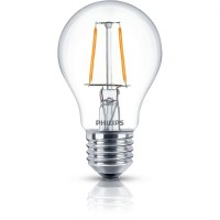 PHILIPS LED Classic 4.5W P45 E27 220-240V Warm White Clear Dimmable