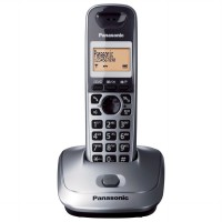 Panasonic Cordless Phone KX-TG2511 Wireless Telephone [Speakerphone] Silver