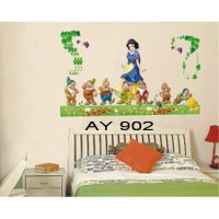wallsticker snow white