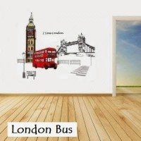 wallsticker i love london