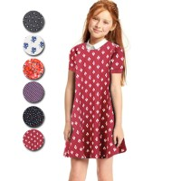 Branded Dress Kids & Teen/Dress Branded untuk Anak & Remaja [OLN D10, OLN D11] | Cotton