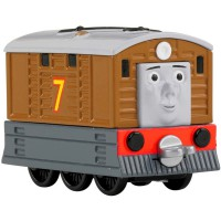 TF432 FISHER PRICE Thomas & Friends Collectible Railway Toby Die Cast