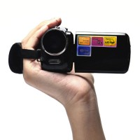 1.8 Inch TFT 4X Digital Zoom Mini Video Camera GRATIS ONGKOS KIRIM
