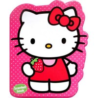 [HelloPandaBooks] Hello Kitty Spring (PINK) Scented Chunky Book