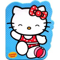[HelloPandaBooks] Hello Kitty Summer (BLUE) Scented Chunky Book