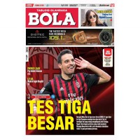 [SCOOP Digital] Tabloid Bola Sabtu / ED 2735 JAN 2017