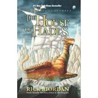 THE HOUSE OF HADES, HEROES OF OLYMPUS #4