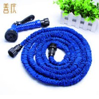 Selang Taman Magic X Hose Expandable 15 Meter + Semprotan