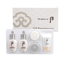 The History of Whoo Radiant White Special Gift Set 5 items