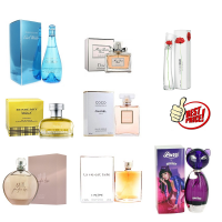 Parfum Import Branded For Women 100ml - DF MC KNZ CH JLO BB LNCME KTTY EDITION