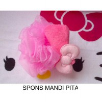 SPONS MANDI HELLO KITTY DENGAN CUTE RIBBON
