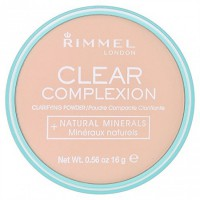 RIMMEL LONDON - Clear Complexion Clarifying Powder + Natural Minerals