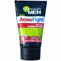 GARNIER MEN ACNO FIGHT FACIAL FOAM 50gr