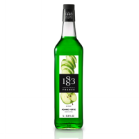 Syrup Sour Green Apple 1883