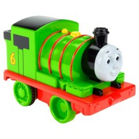 TF902 FISHER PRICE Thomas & Friends Pull 'N Spin Percy