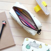 Air Balloon Leather Pencil Case / Kotak Pinsil / Tempat Pensil Murah