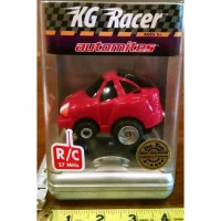 Mini Car KG Racer Mobil Remote Control Kid Galaxy