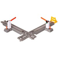 TF130 FISHER PRICE Thomas & Friends TrackMaster Criss-Cross Junction Expansion Pack