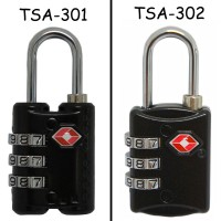 TSA Lock Gembok Tas Ransel Travel / Koper | 2 Type