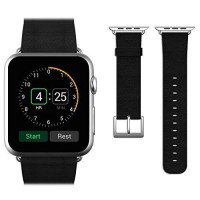 [macyskorea] Apple Watch Band, JETech Soft Silicone Replacement Sport Band for Apple Watch/6424045