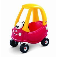 [macyskorea] Awesome Little Tikes Classic Coupe 30th Anniversary Car With Cozy Rolls, Dura/10234304