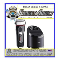 Braun Series 5 5090cc shaver with Automatic Clean & Charge Station