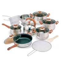 OX-988FSN Jumbo Cookware Set Oxone (12+7Pcs) - Panci Set Oxone