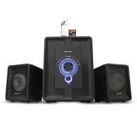 SIMBADDA SPEAKER MULTIMEDIA CST-2300N (DILENGKAPI USB MMC)