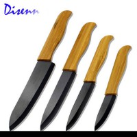 [globalbuy] Pro-environment and Health Cooking Tools 3 4 5 6 Ceramic Kitchen Knives Set Co/3246688
