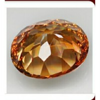 topaz top imperial natural 100% (12x10) 6.62 ct