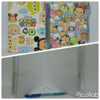 Notes Tsum Tsum + Pulpen