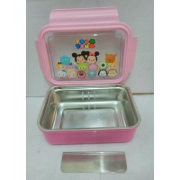 Lunch Box Tsum Tsum Stainless