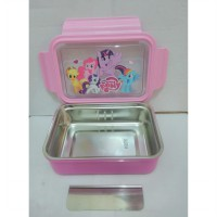 Lunch Box My Little Pony Stainless