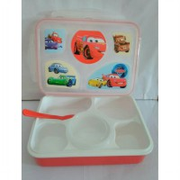 Lunch Box Cars 5 sekat