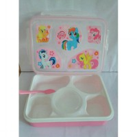 Lunch Box My Little Pony 5 sekat